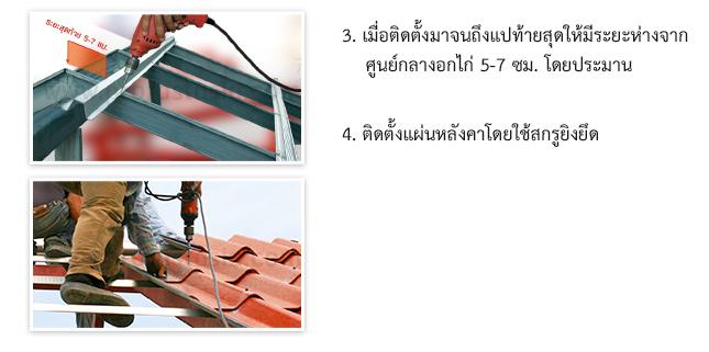 การติดตั้งแปสำเร็จรูปโปรฟาส์ท-3